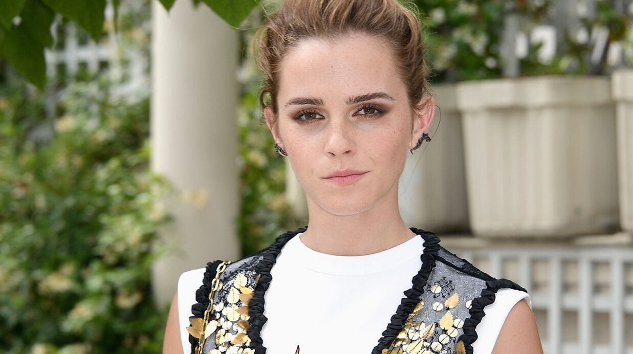 Emma Watson ne ressemble plus à ça: découvrez son nouveau look