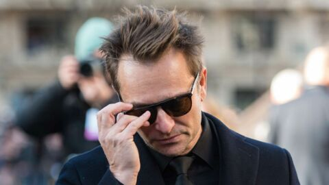 PHOTO David Hallyday : son hommage émouvant à France Gall