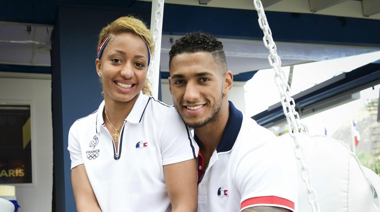 Tony yoka et estelle mossely les champions olympiques de for Service de boxe de mariage