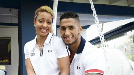 Tony Yoka et Estelle Mossely: les champions olympiques de boxe se sont mariés