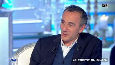 VIDEO Elie Semoun inquiet pour son père qui souffre des «débuts d'Alzheimer»