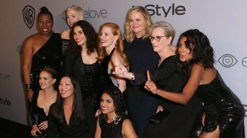 PHOTOS Golden Globes 2018: palmarès des plus beaux looks du red carpet