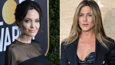 Golden Globes 2018 : l'affrontement Angelina Jolie – Jennifer Aniston a-t-il eu lieu ?