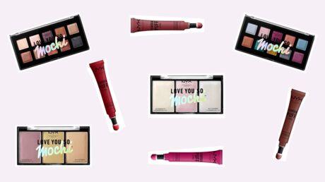 Love You So Mochi: les nouveautés de NYX Professional Makeup