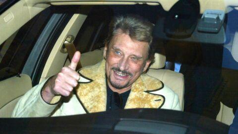 Mort de Johnny Hallyday: sa voiture va être vendue aux enchères pour une fortune!