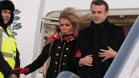 PHOTOS Brigitte Macron : son GROS accident de brushing en Chine