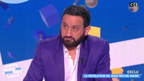 VIDEO Cyril Hanouna insulte le patron de TF1 en direct dans Touche pas à mon poste