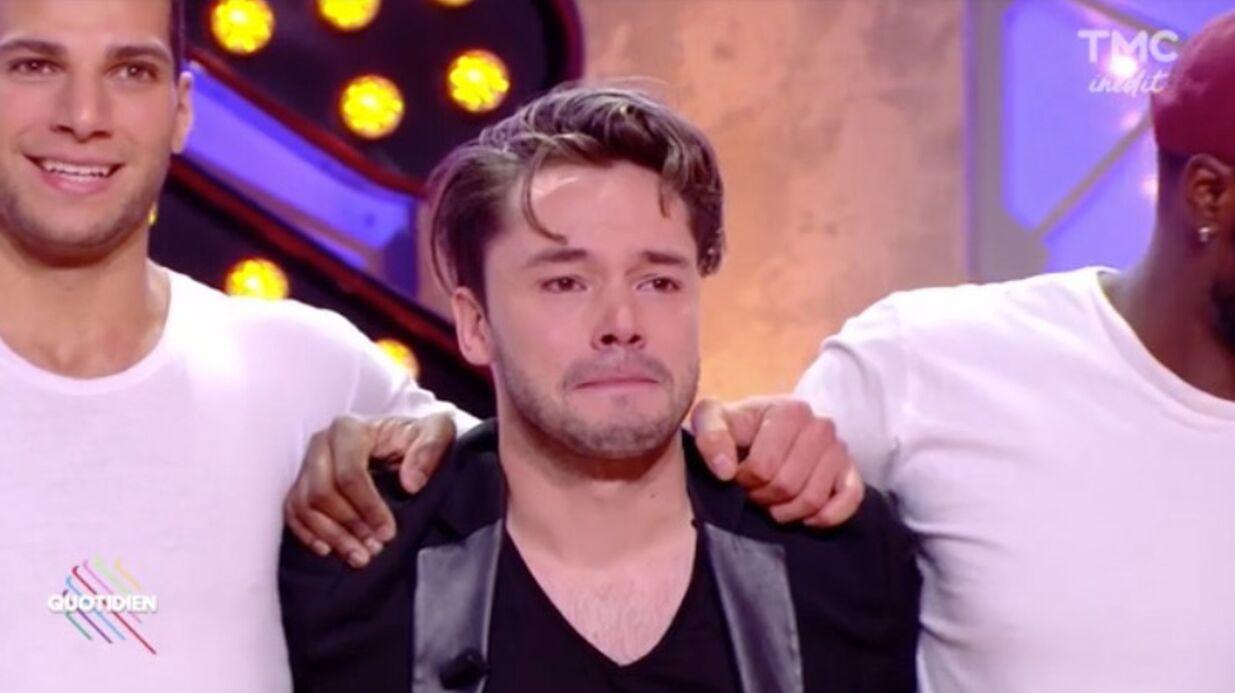 VIDEO Mort de France Gall: en larmes, la troupe de la comédie musicale Résiste rend hommage à la chanteuse