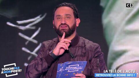 VIDEO Christian Quesada: la bande de Touche pas à mon poste se moque de ses débuts d'acteur