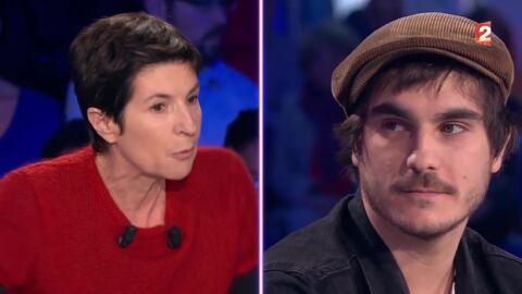 Gauvain Sers: atomisé par Christine Angot dans On n'est pas couché, le chanteur réplique
