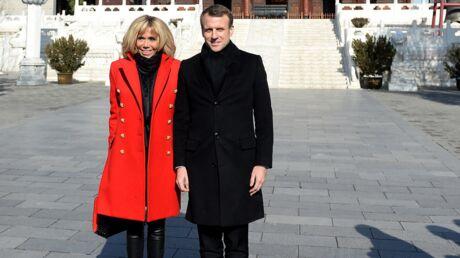 Emmanuel et Brigitte Macron en Chine ont eu droit à un hommage à Johnny Hallyday