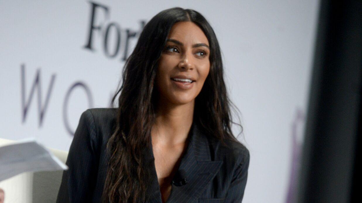 PHOTO Kim Kardashian plus sexy que jamais, elle fait un régime avant l'arrivée de son bébé
