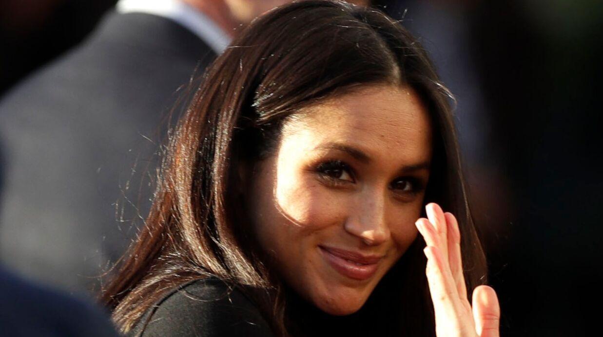 Mariage du prince Harry et Meghan Markle: l'actrice a disparu des réseaux sociaux