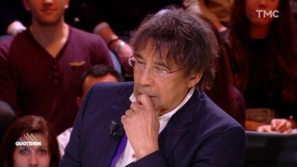 VIDEO Mort de France Gall: très ému, Laurent Voulzy raconte un beau souvenir avec la chanteuse