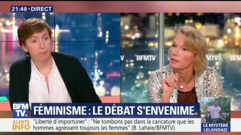 VIDEO Brigitte Lahaie indigne en affirmant que l'on « peut jouir lors d'un viol »
