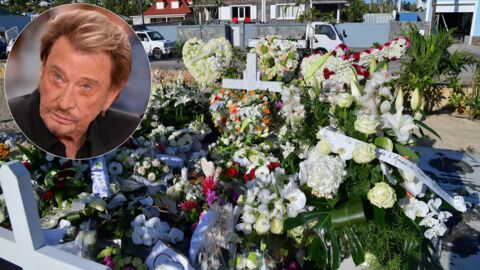 Mort de Johnny Hallyday : les attentions quotidiennes sur la tombe du rocker