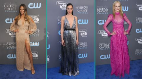 PHOTOS Critics' Choice Awards : le bisou de Diane Kruger et Norman Reedus, Heidi Klum ultra sexy