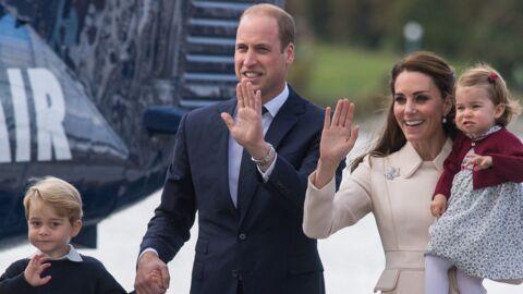 Princesse Charlotte: pourquoi ne va-t-elle pas dans la même école que le prince George?