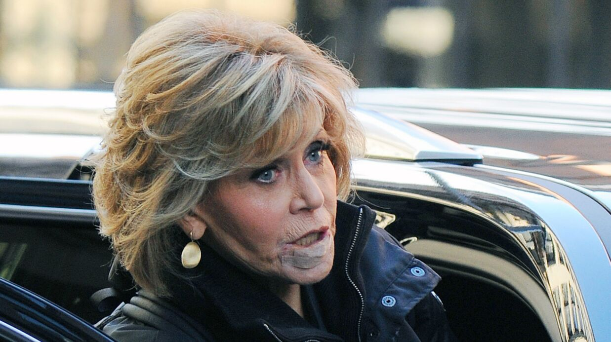 Jane Fonda révèle avoir été opérée d'un cancer de la bouche