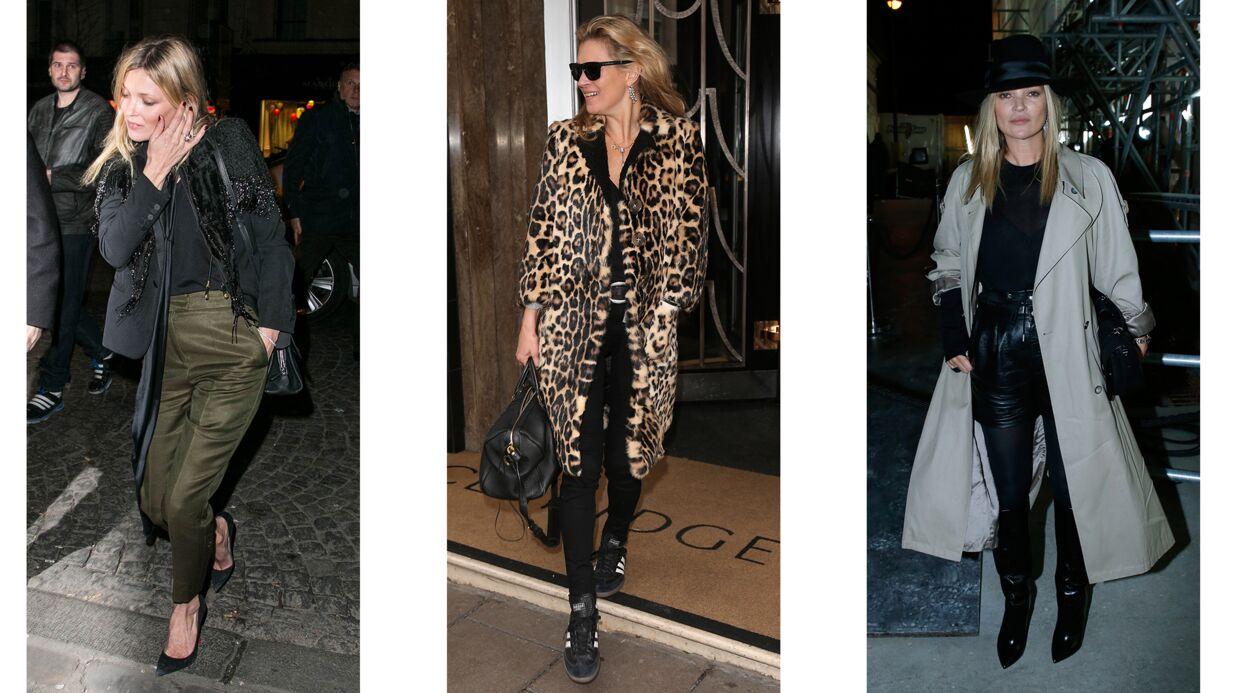 Kate Moss a 44 ans: retour sur 15 pièces qui font d'elle une icône mode