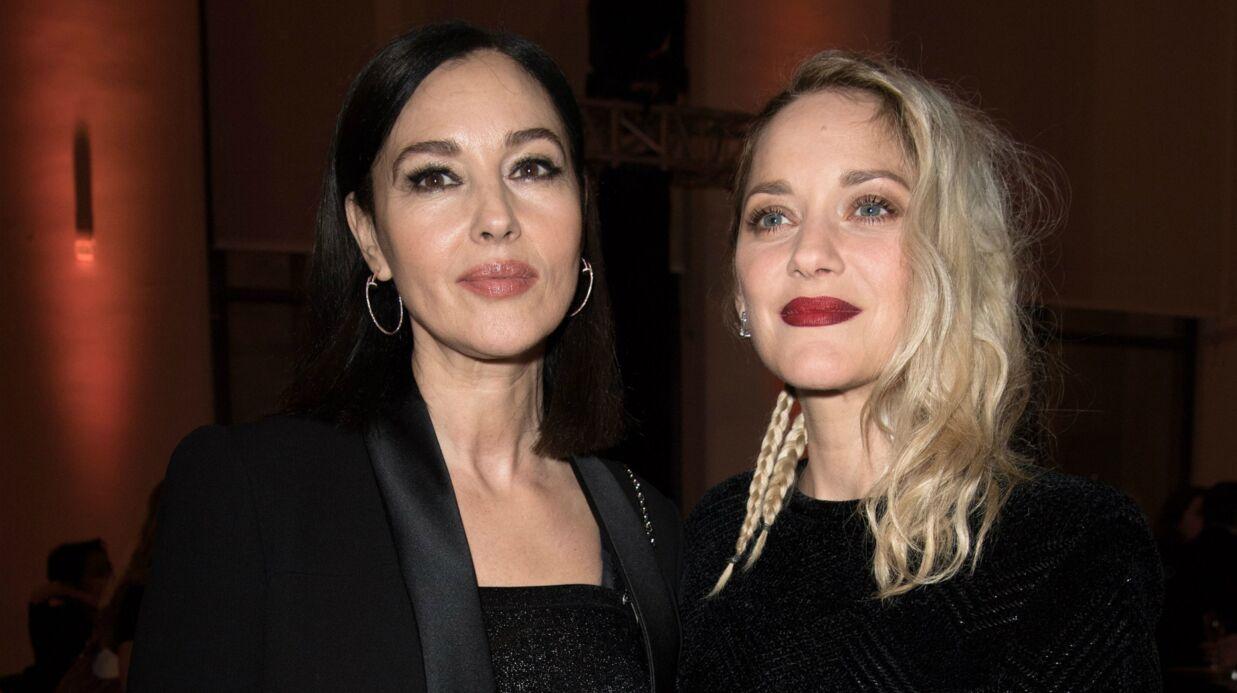 PHOTOS César 2018: les looks étranges de Marion Cotillard et Camélia Jordana pour la soirée des Révélations
