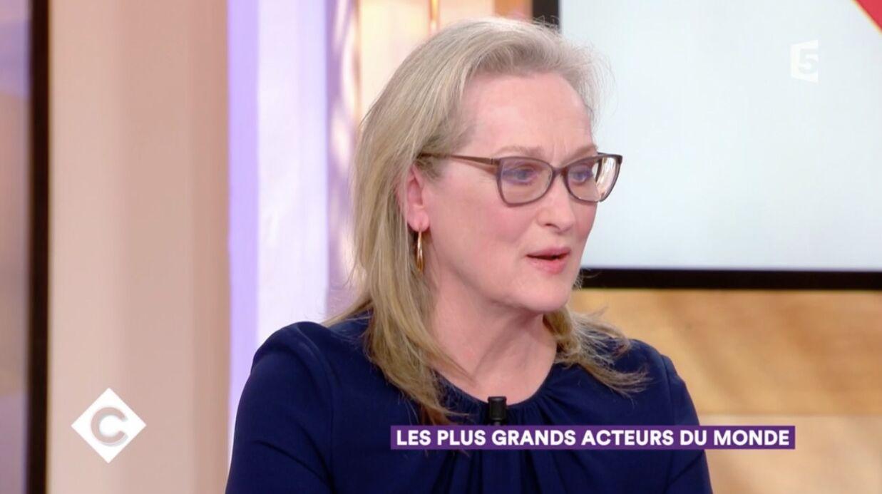 VIDEO Meryl Streep explique pourquoi elle ne savait pas pour Harvey Weinstein
