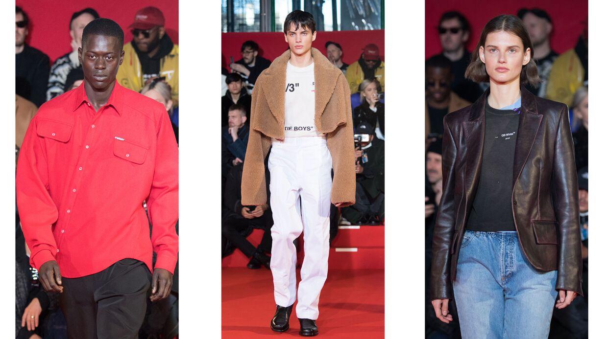 Fashion Week homme: Off-White, le défilé «Business casual» de Virgil Abloh