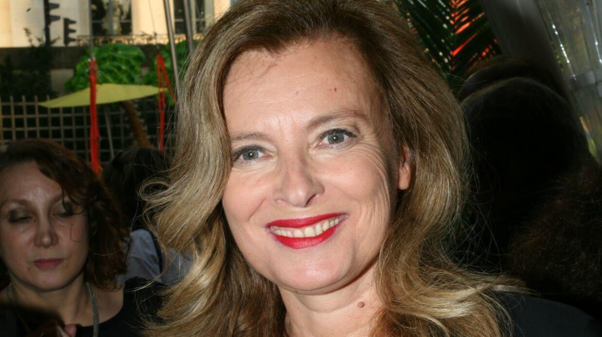 PHOTO Valérie Trierweiler très fière de son fils Léonard