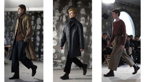 Fashion Week homme: Lemaire, l'intemporalité