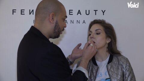 VIDEO On a testé les lipstick Mattemoiselle Fenty Beauty avec le maquilleur de Rihanna, Hector Espinal