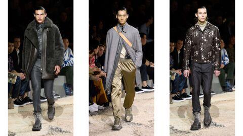 Fashion Week homme Automne Hiver 2018–19: le dernier défilé de Kim Jones pour Louis Vuitton