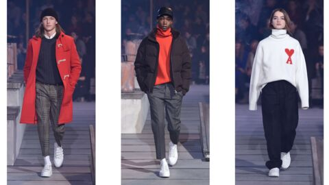 Fashion Week homme Automne Hiver 2018–19: AMI pour toujours