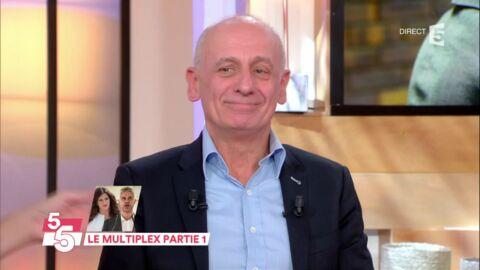 VIDEO Jean-Michel Aphatie: sa réponse cinglante au doigt d'honneur de Thierry Ardisson