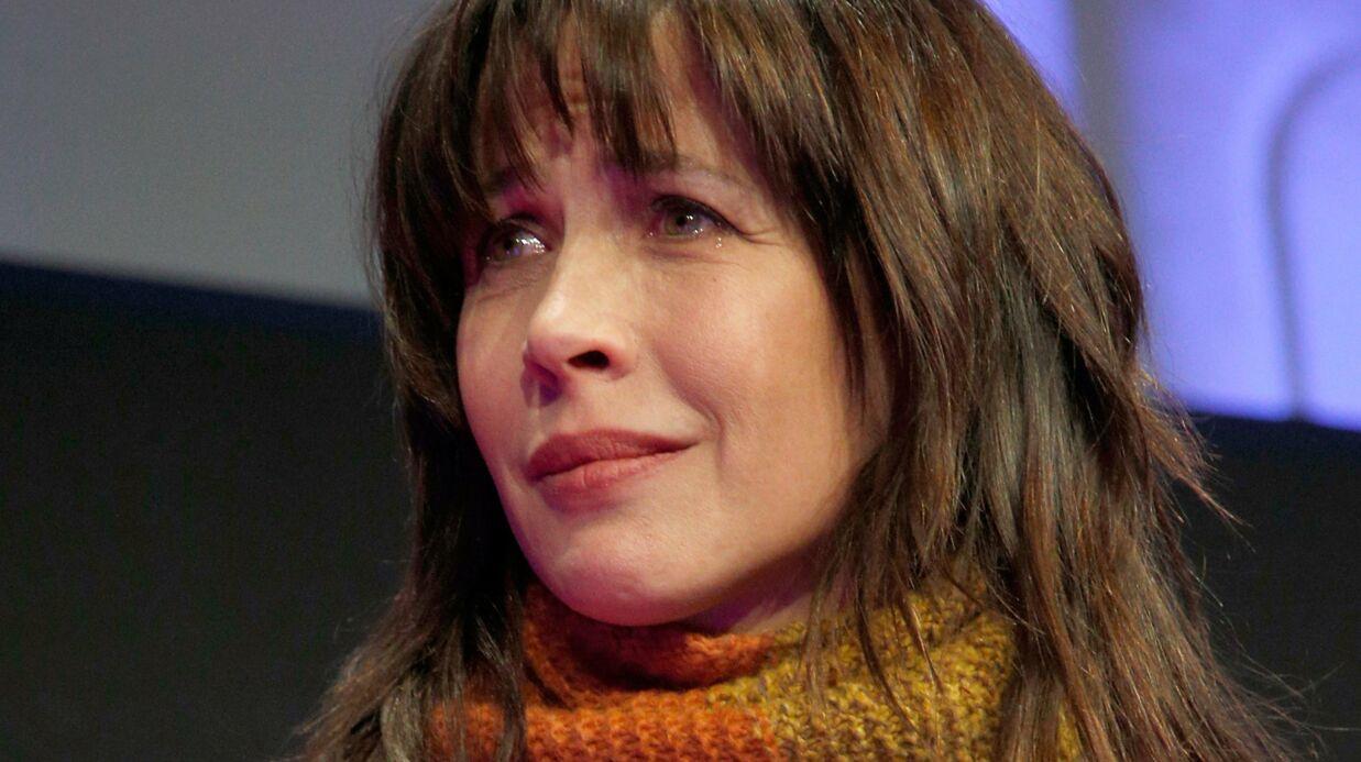 PHOTOS Pourquoi Sophie Marceau était-elle en larmes au Festival du film de l'Alpe d'Huez?