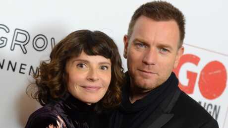 Ewan McGregor et sa femme française se séparent, l'acteur demande le divorce
