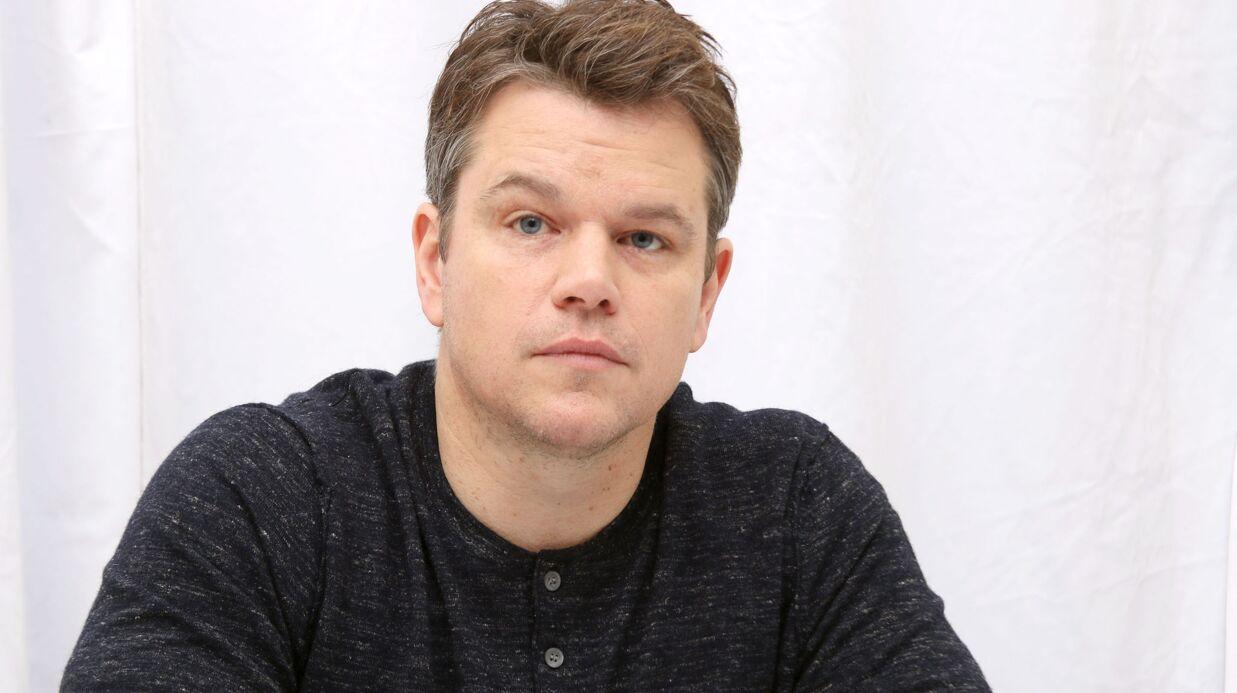 Matt Damon s'excuse pour ses propos sur le harcèlement