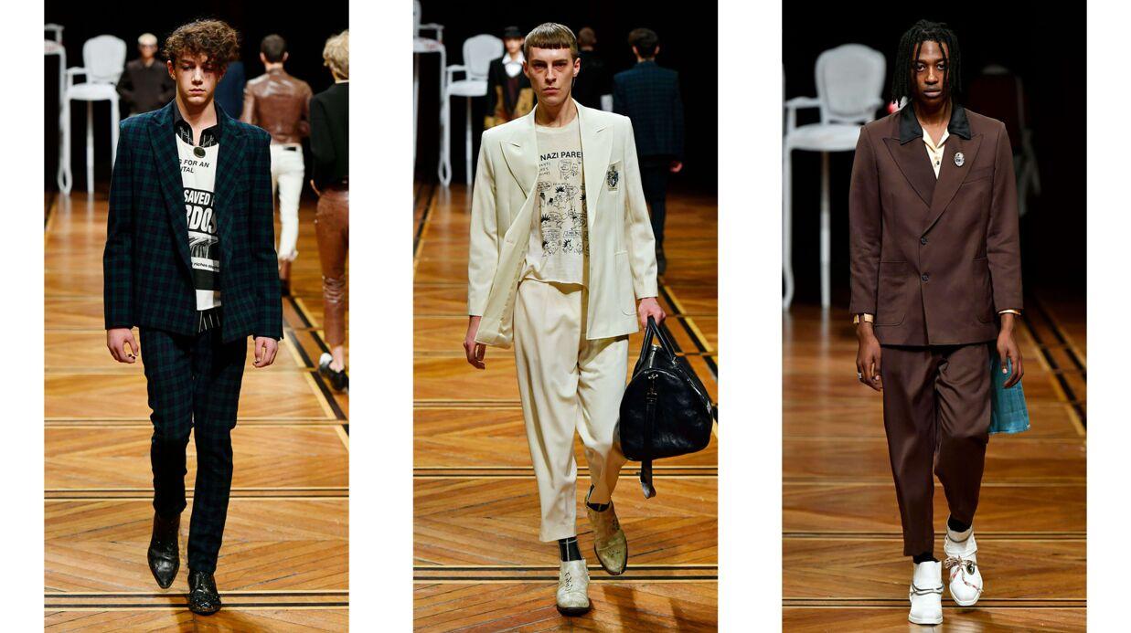 Fashion Week homme Automne Hiver 2018–19: Enfants Riches Déprimés, la désinvolture