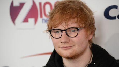 Ed Sheeran annonce ses fiançailles sur les réseaux sociaux