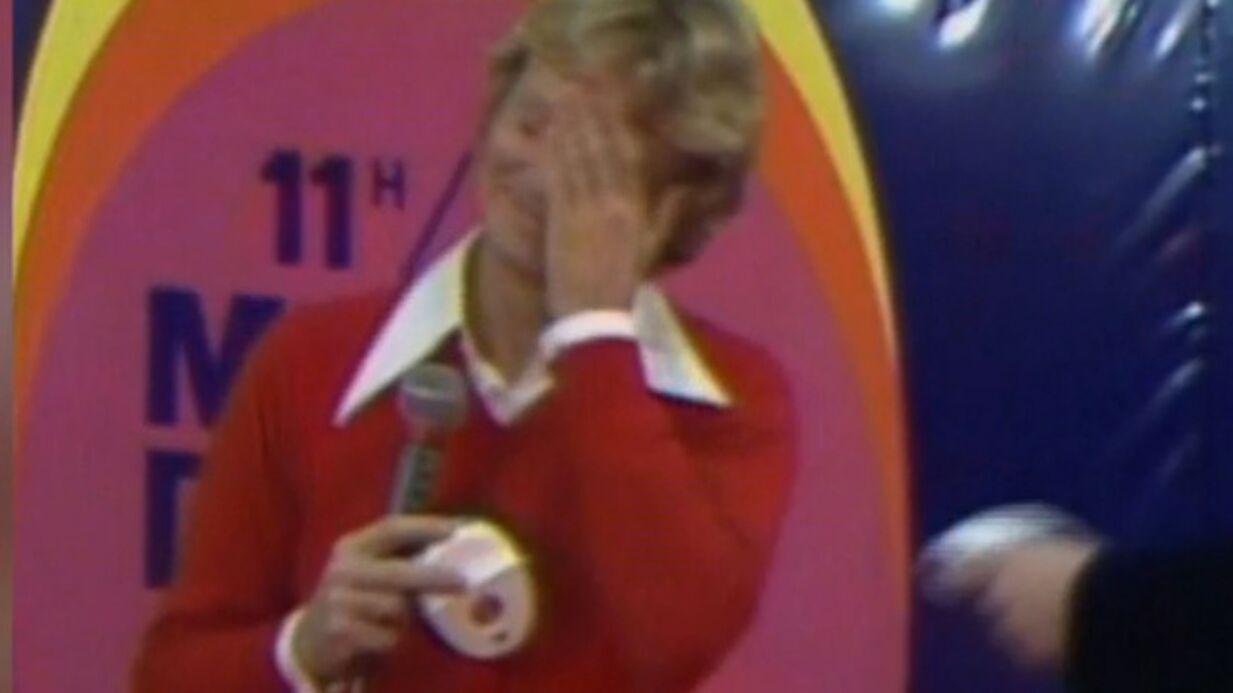 VIDEO Claude François détestait Johnny Hallyday: la preuve en images