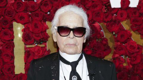 PHOTO Karl Lagerfeld se laisse pousser la barbe: il est métamorphosé