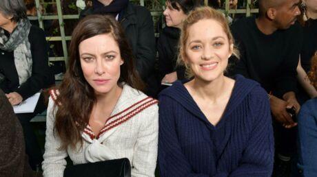 PHOTOS Marion Cotillard, Anna Mouglalis, Inès de la Fressange: fraîches comme des roses au défilé Chanel
