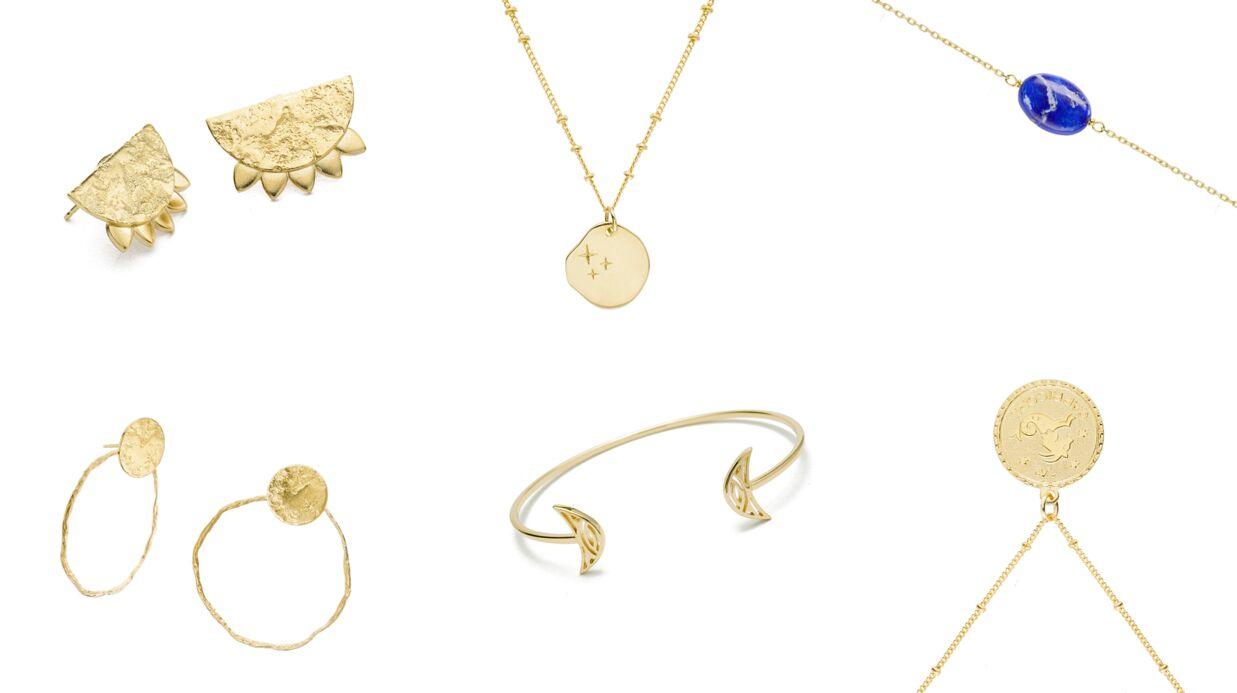 Bijoux: la marque Lou.yetu lance une collection Astro, qui nous fait rêver!