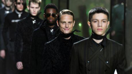 PHOTOS Arnaud Lemaire: l'ex-compagnon de Claire Chazal défile pour Dior!