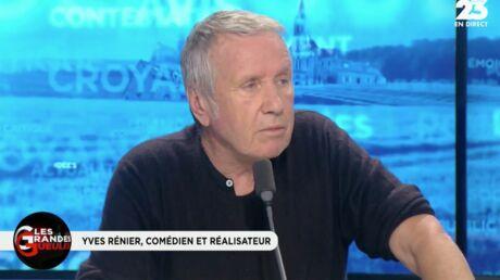 Yves Rénier: absent des obsèques de Johnny Hallyday, il fracasse «les pleureuses» qui y étaient