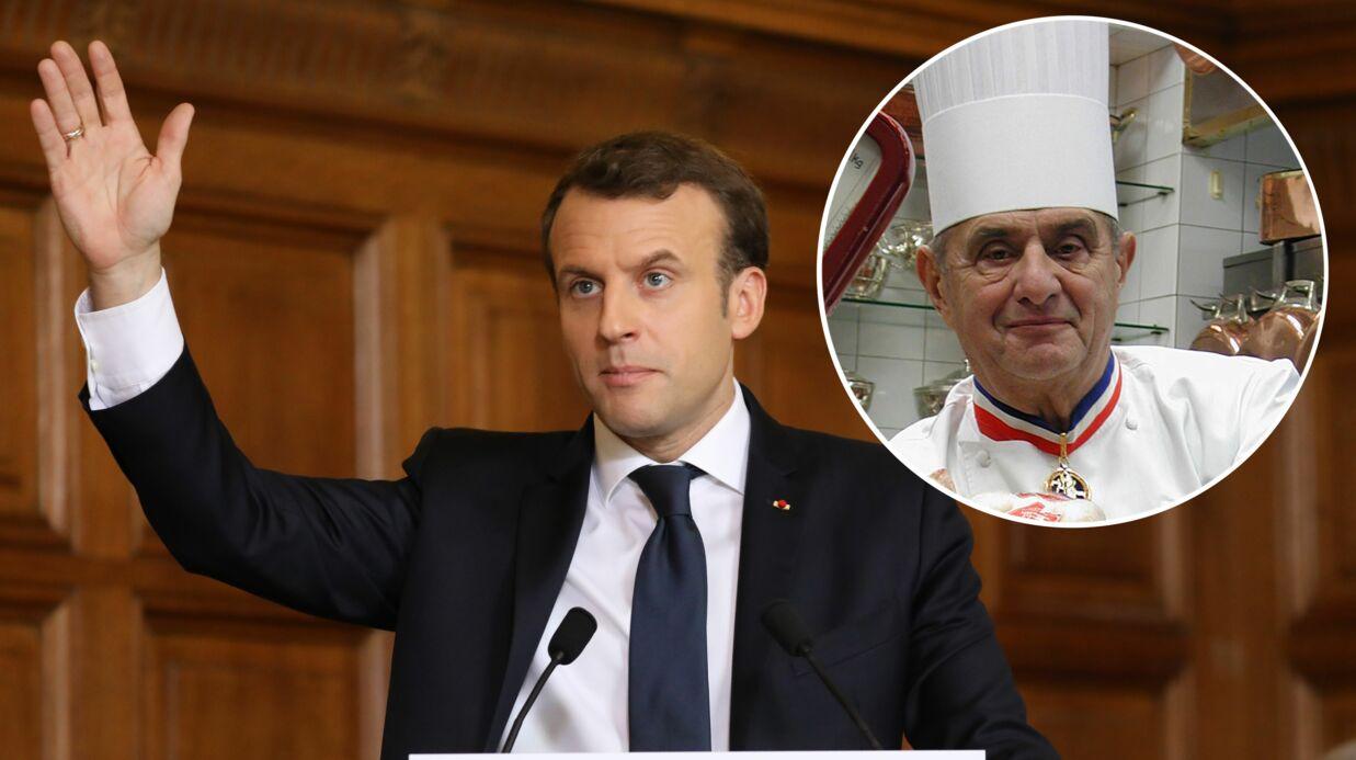 Obsèques de Paul Bocuse: pourquoi Emmanuel Macron ne sera pas présent