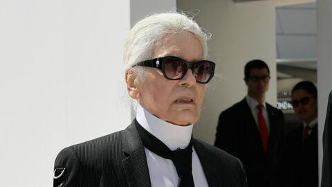 Karl Lagerfeld en mauvaise forme? Son état de santé inquiète