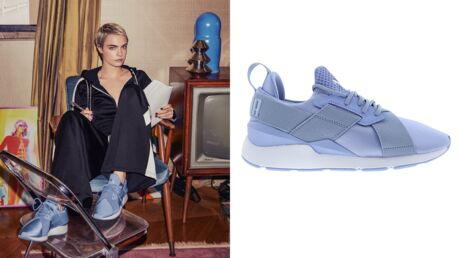 Sneakers: la nouvelle collab entre Cara Delevingne et Puma est canon!