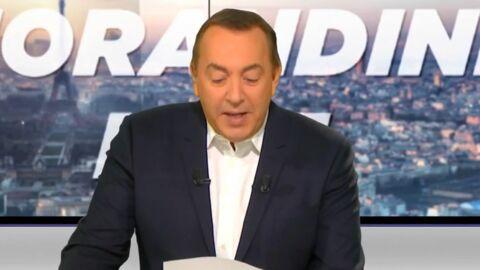 VIDEO Vexé par une remarque, Jean-Marc Morandini insulte sa chroniqueuse en direct