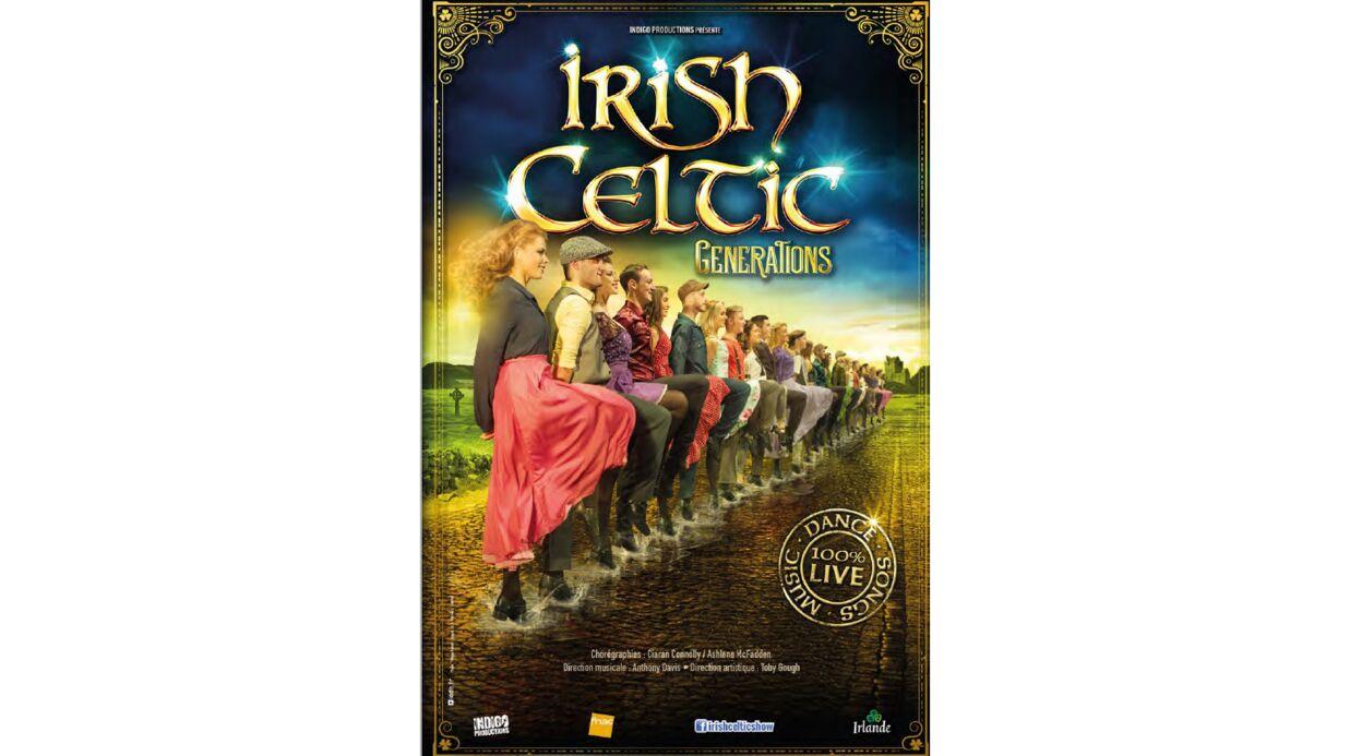 Sortie spectacle: rendez-vous au Irish Celtic Generations