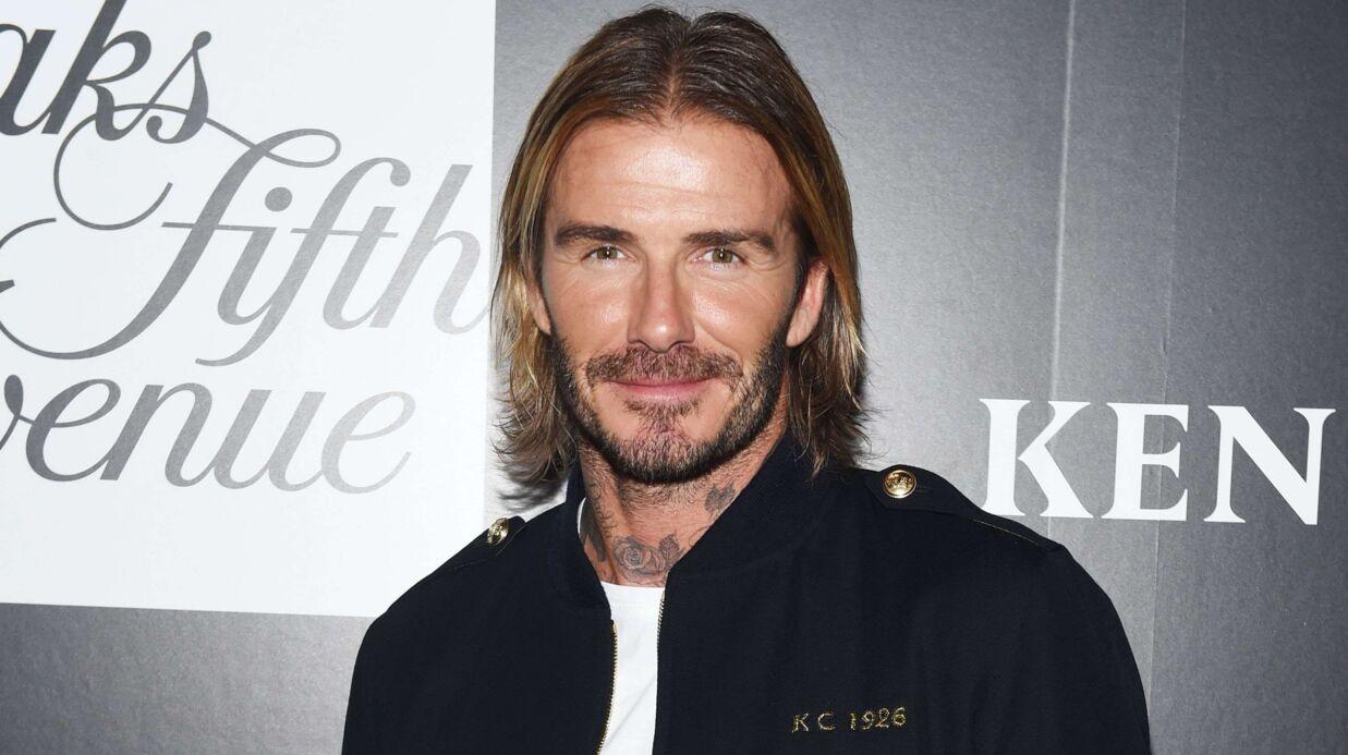 David Beckham fan d'un yaourt normand, il fait exploser les ventes d'une ferme